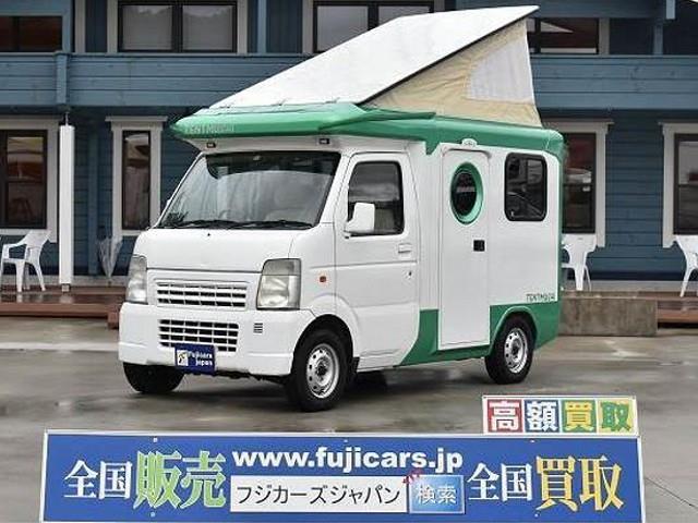 キャンピングカー 軽キャンパー
