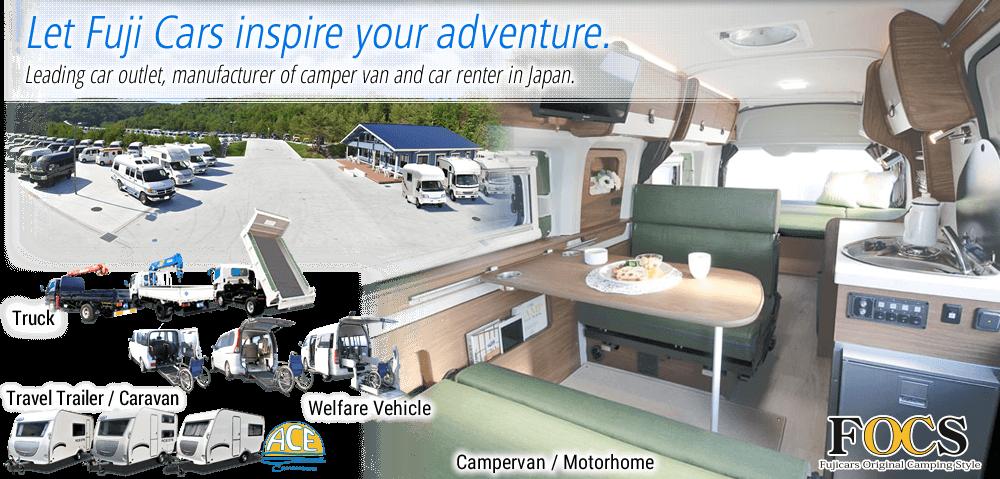 Simple  Blog  Japan Campers Rental Motorhome RV Camper Van Rentals  Japan